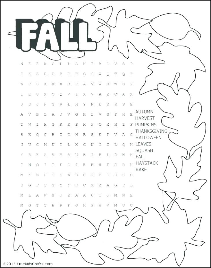 730x923 Word Search Coloring Pages
