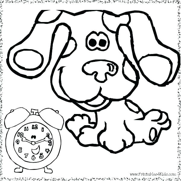 600x600 Ducktales Coloring Pages Word Search Coloring Pages Blues Clues