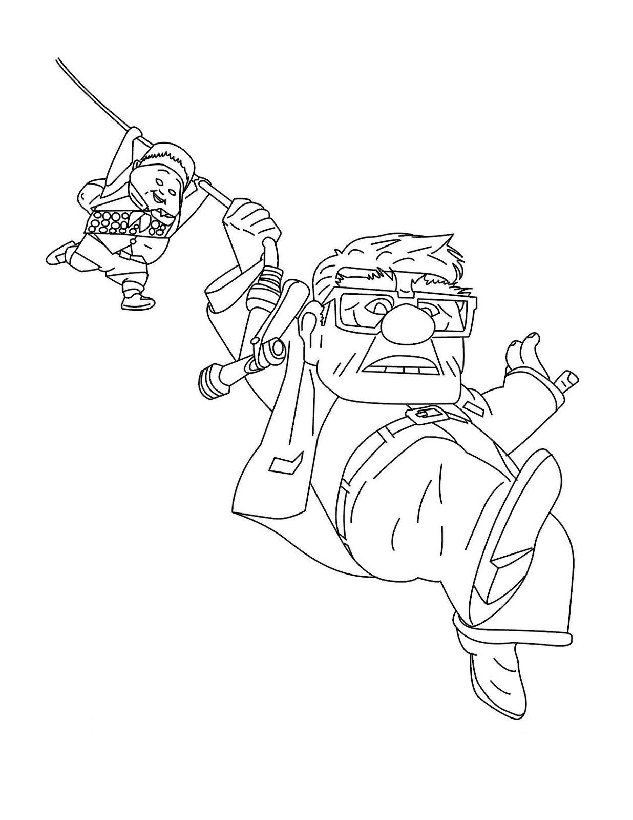 1236x1600 Secrets Coloring Pages From The Movie Up Work Gettin My Teach