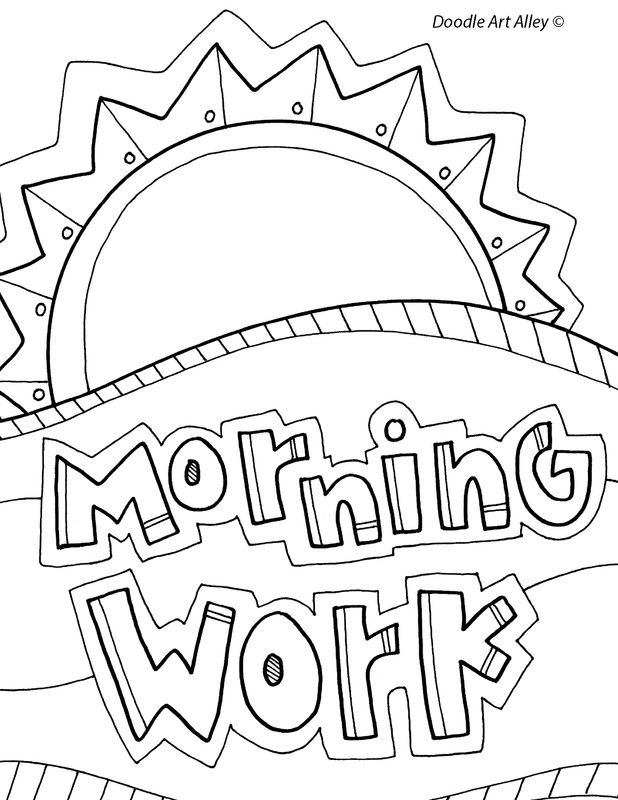 618x800 Binder Cover Coloring Pages