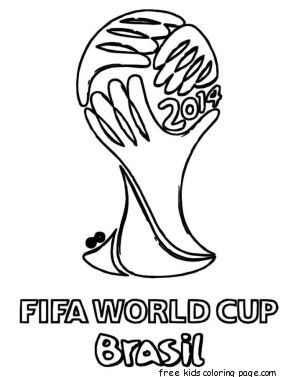 296x377 Fifa World Cup Brasil Soccer Coloring Pages Doodles