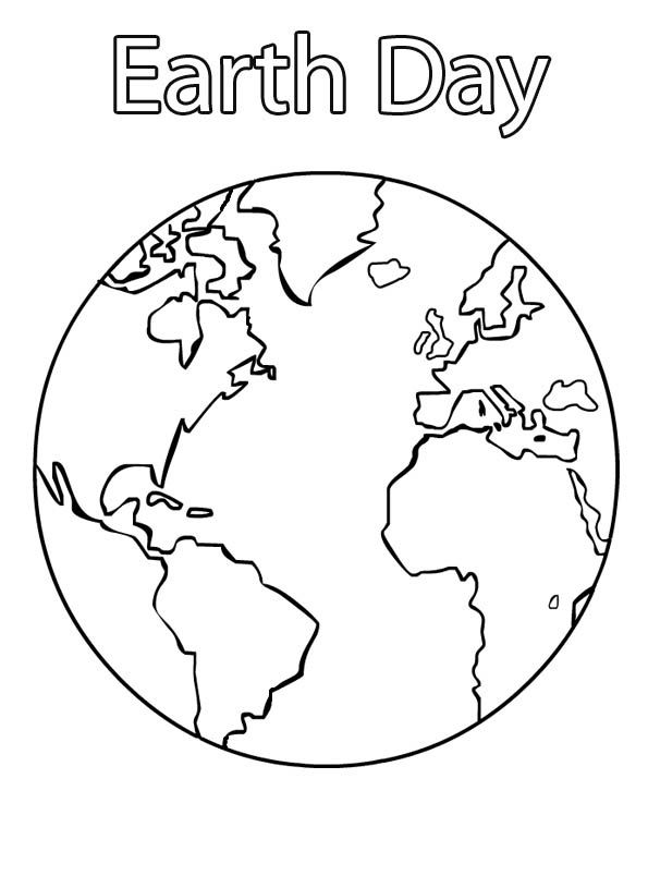 595x804 Best Earth Day Images On Coloring Pictures For Kids