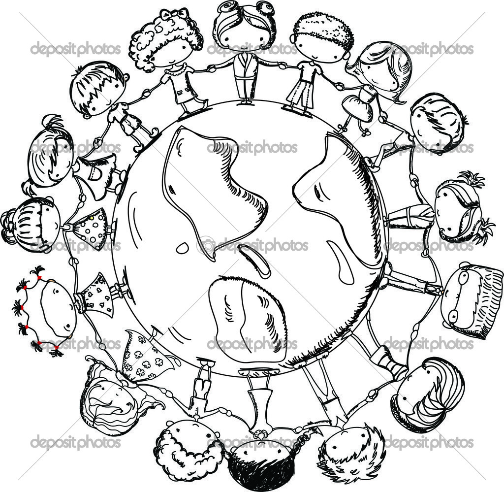 1024x999 Printable Coloring Pages World Globe Printable Children