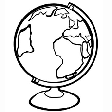 230x230 Top Free Printable Earth Coloring Pages Online