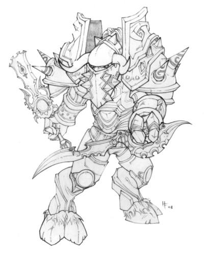 400x499 World Of Warcraft Help Pages Jako Malvorlagen