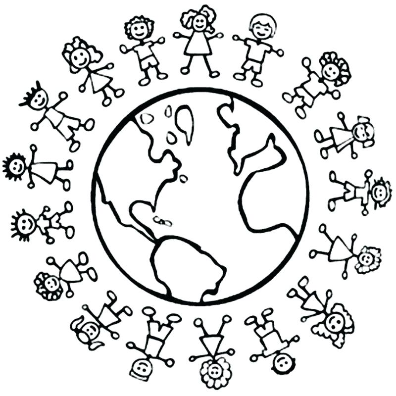 800x800 Peace Coloring Page World Peace Coloring Pages Peace Coloring