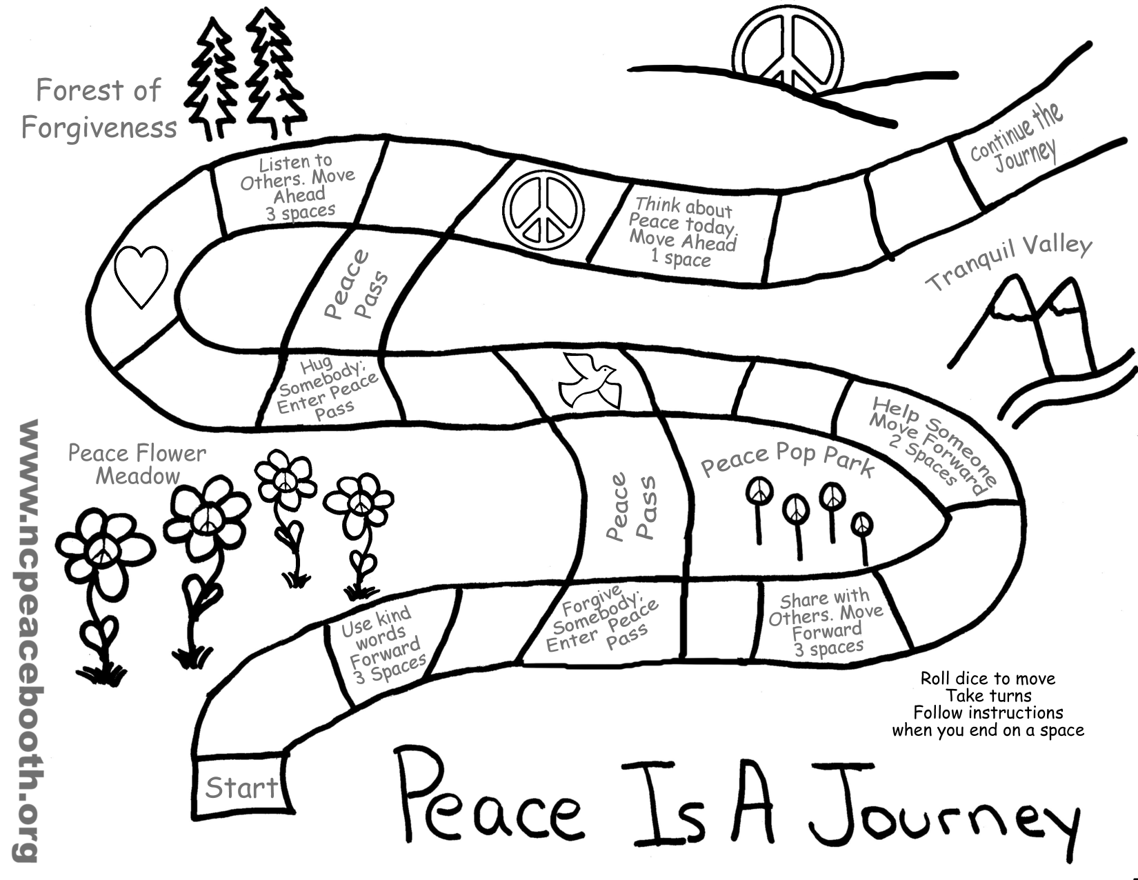 1650x1276 Peace Sign Coloring Pages