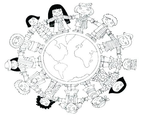 482x392 Of The World Coloring Page World War Coloring Pages World