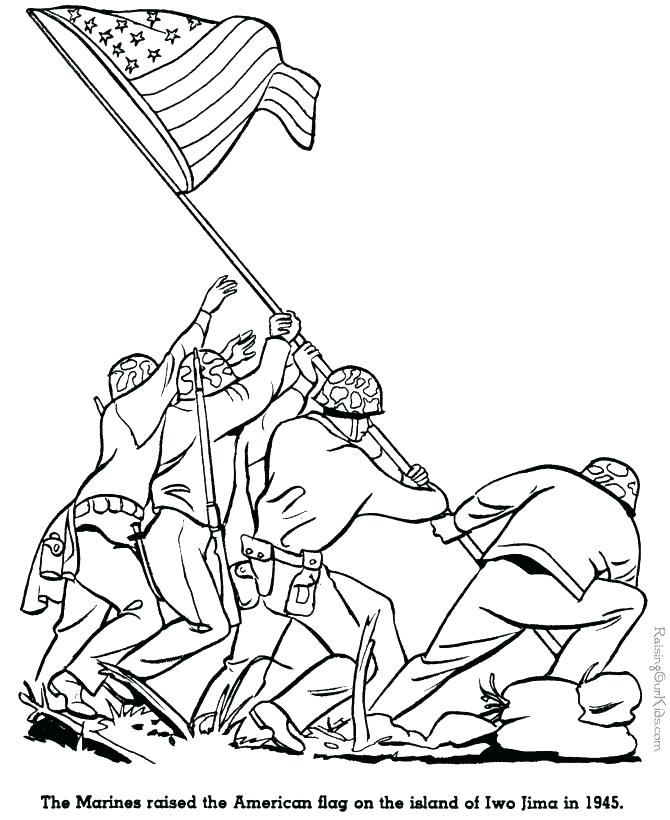 World War 1 Coloring Pages At Getdrawings Com Free For Personal
