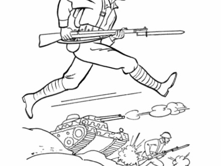 440x330 World War Planes Coloring Pages, World War Ii In Pictures