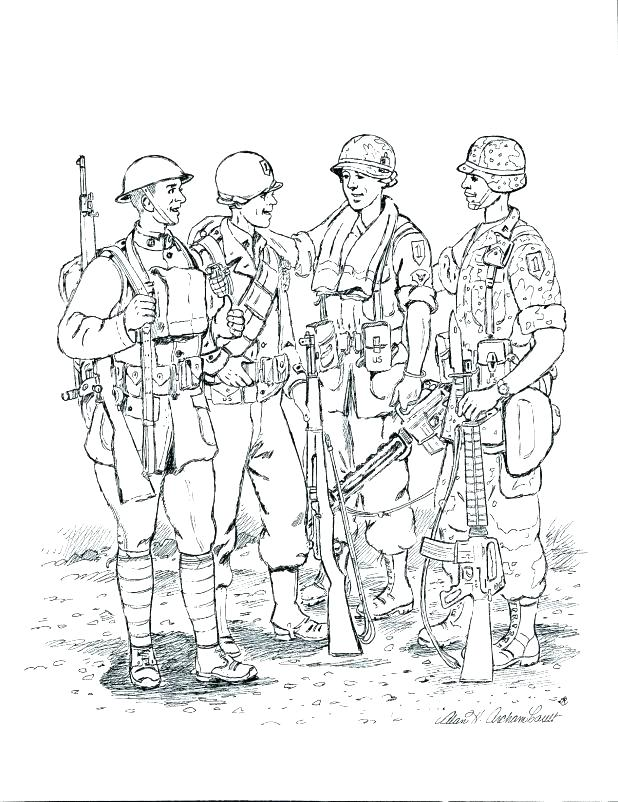618x802 World War Coloring Pages Printable World War Coloring Pages