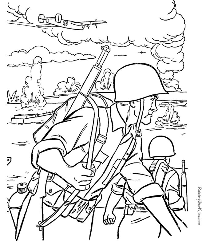 670x820 Beautiful World War Coloring Pages Printable Diy Coloring Page