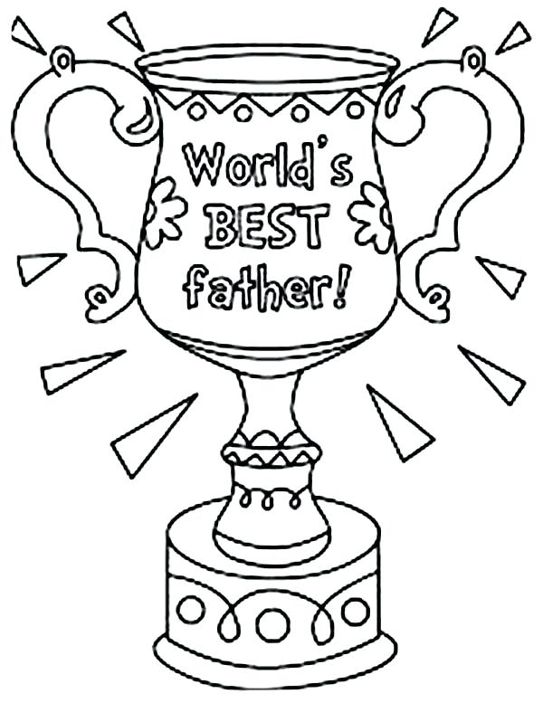 600x777 Fathers Day Coloring Pages Best Dad Coloring Pages Fathers Day
