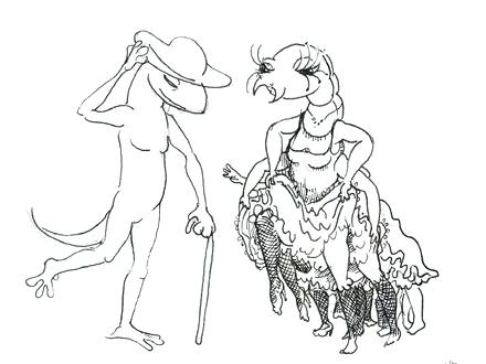440x330 Golden Calf Coloring Page Free Coloring Pages Of The Golden Calf
