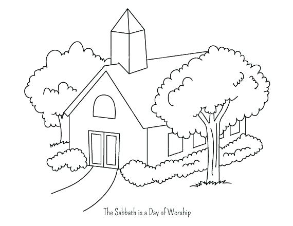 570x440 Sabbath Coloring Pages Girl Praying Coloring Page The Sabbath Is