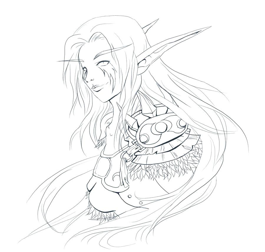 900x856 World Of Warcraft Coloring Pages Thumbnail Coloring Sheets