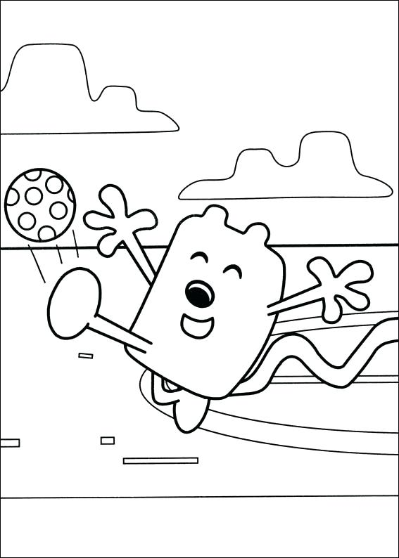 567x794 Wow Wow Wubbzy Coloring Pages Printable Kids Coloring Wow Wow