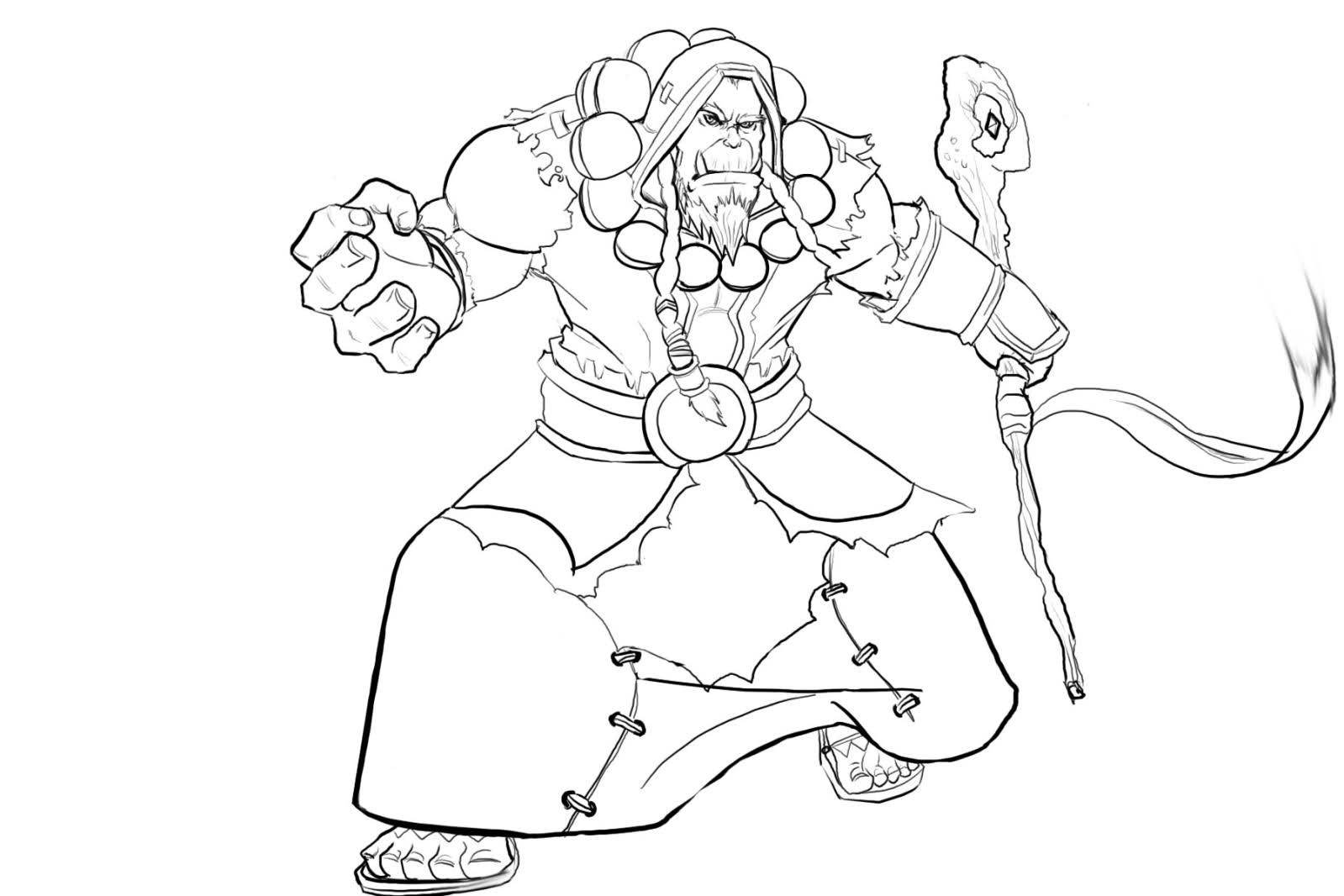 1599x1066 Awesome World Of Warcraft Coloring Pages Collection Free