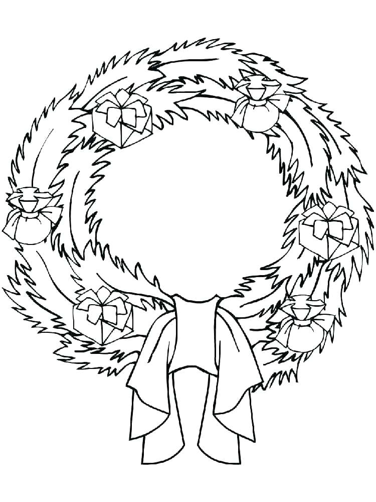 750x1000 Advent Wreath Coloring Page Wreath Coloring Page Wreath Coloring
