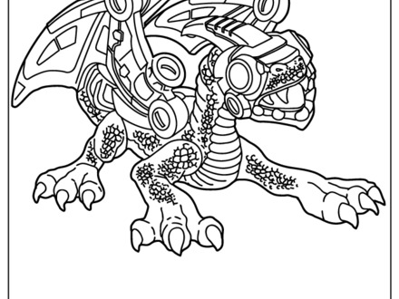 skylander wrecking ball coloring pages | Wrecking Ball Coloring Pages at GetDrawings.com | Free for ...