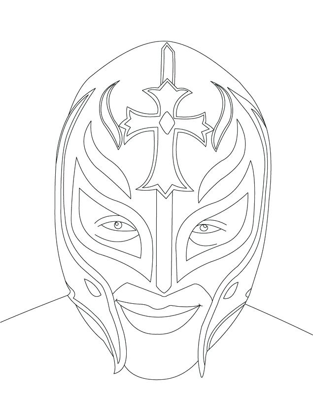 635x820 Superstars Colouring Pages Party Superstars Colouring Pages Wwe