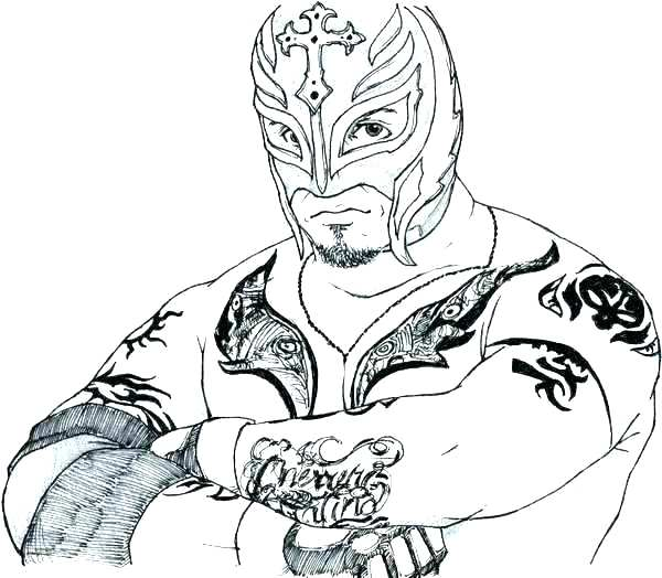 600x524 Wwe Wrestling Coloring Pages Championship Belt Coloring Pages