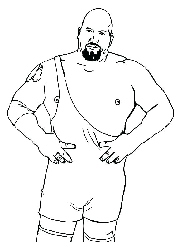 600x776 Plus Wrestling Coloring Pages Wrestling Belt Coloring Pages