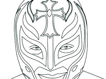 440x330 Printable Wwe Belts Championship Belt Coloring Pages Coloring