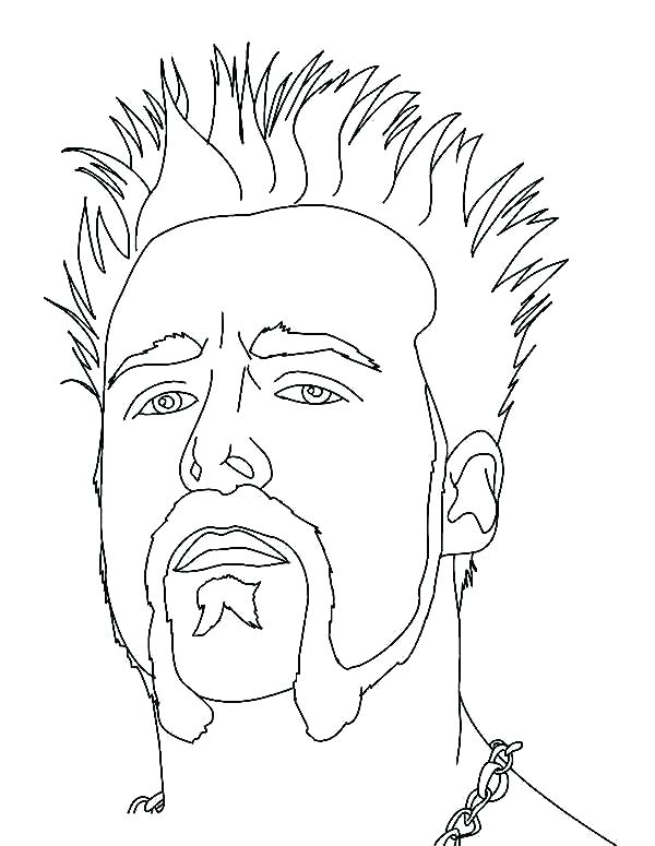 The best free Wrestling coloring page images. Download from 50 free ...