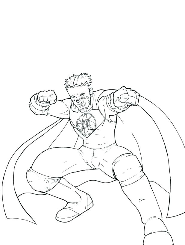 618x818 Wwe Coloring Page Coloring Pages Wrestlers Coloring Pages Free