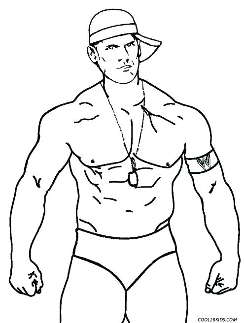 495x656 Wwe Coloring Pages Printable Coloring Pages Coloring Pages