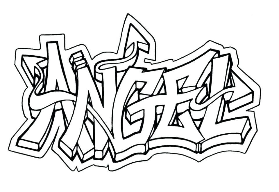 960x659 Amazing Graffiti Coloring Pages Or Online Graffiti Coloring Pages