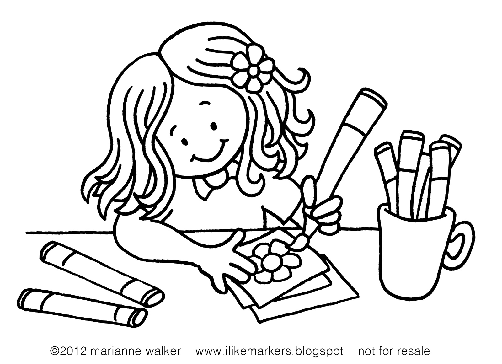 1600x1160 Writing Coloring Pages