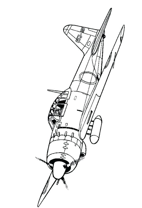 581x848 Wwii Coloring Pages Fun Kids N Coloring Pages Of World War Ii
