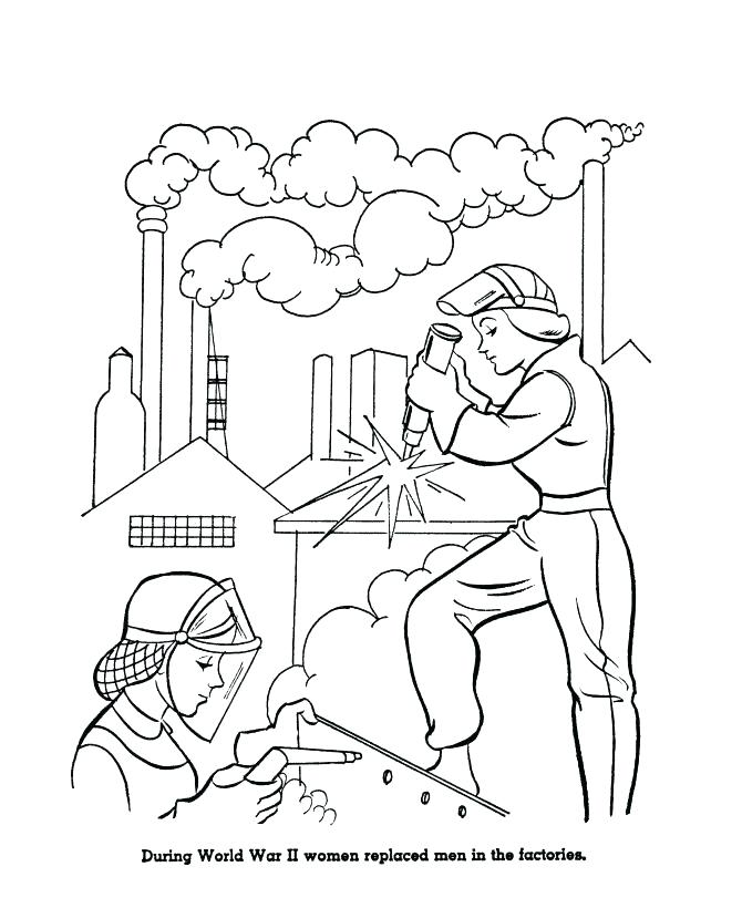 670x820 Wwii Coloring Pages History Coloring Book Coloring Pages The Story