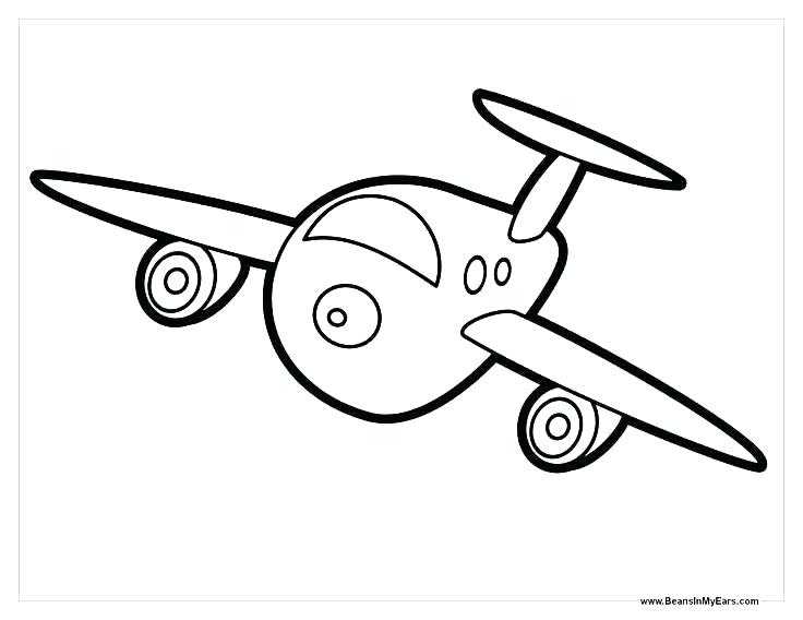 736x568 Airplane Coloring Page Airline Jet Airplane Coloring Page Free