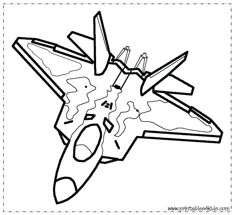 800x732 Airplane Coloring Pages Airplane In Sky Coloring Page Free