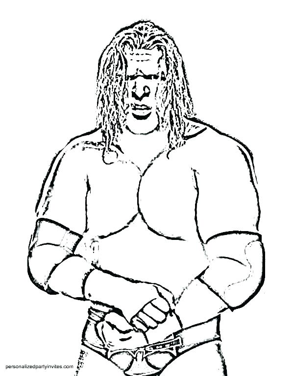 602x768 Wwe Championship Belt Coloring Pages