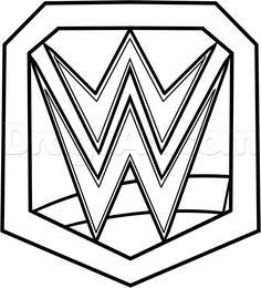 236x260 Wwe Championship Belt Coloring Pages Jobs