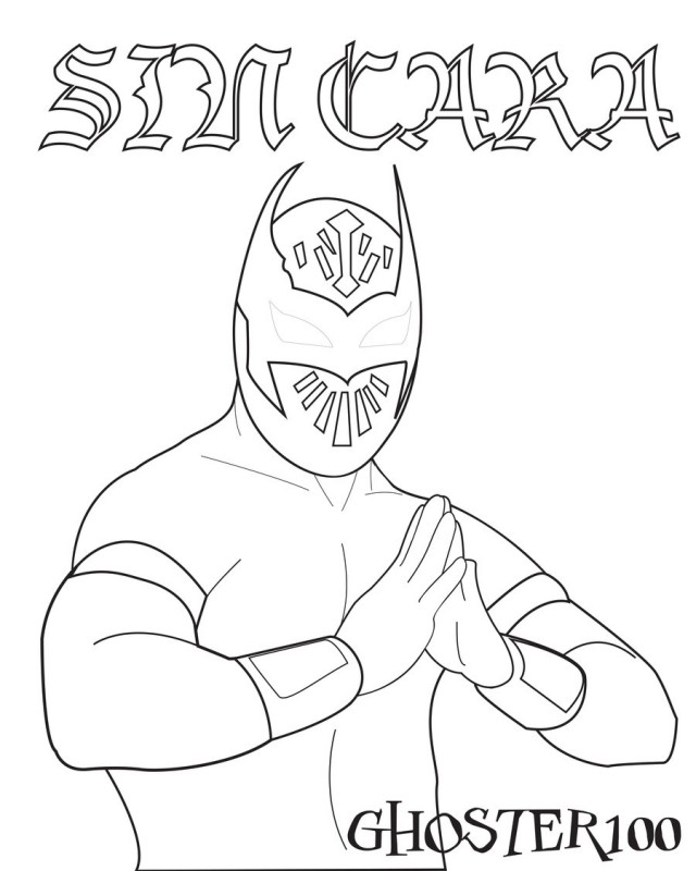 The Best Free Wwe Coloring Page Images Download From 801 Free