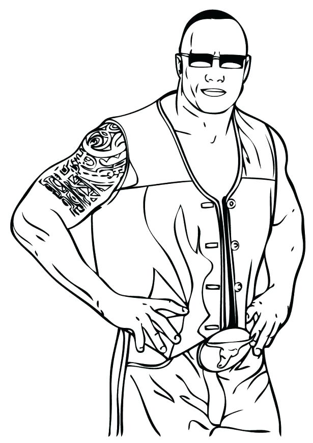 615x870 John Cena Coloring Page John Printable Coloring Pages Printable