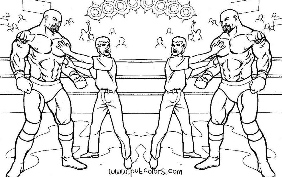 Wwe Coloring Pages Games at GetDrawings.com | Free for ...