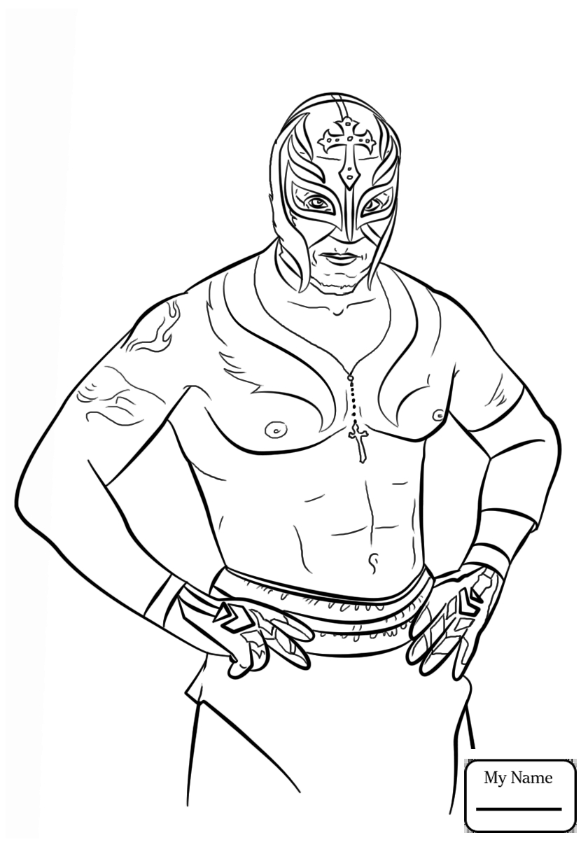 Wwe Coloring Pages John Cena at GetDrawings.com | Free for personal ...