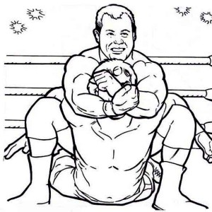300x300 Wwe Wrestling Show Coloring Page Wwe Wrestling Show Coloring Page