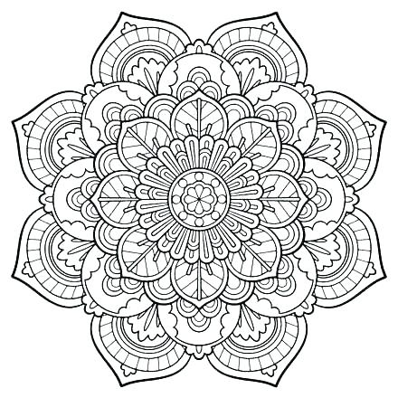 440x440 Coloring Pages Adults Printable Free Coloring Pages For Adults
