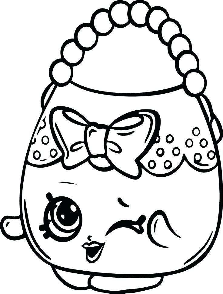 736x970 Ideas Shopkins Coloring Pages Pdf And Coloring Pages Coloring