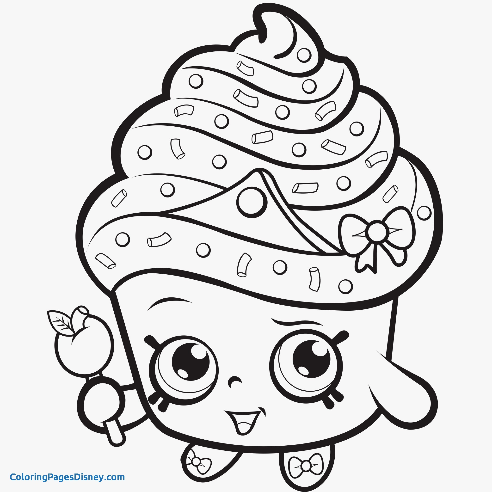 2048x2048 Shopkins Coloring Pages Best Of Unique And Rare Shopkins