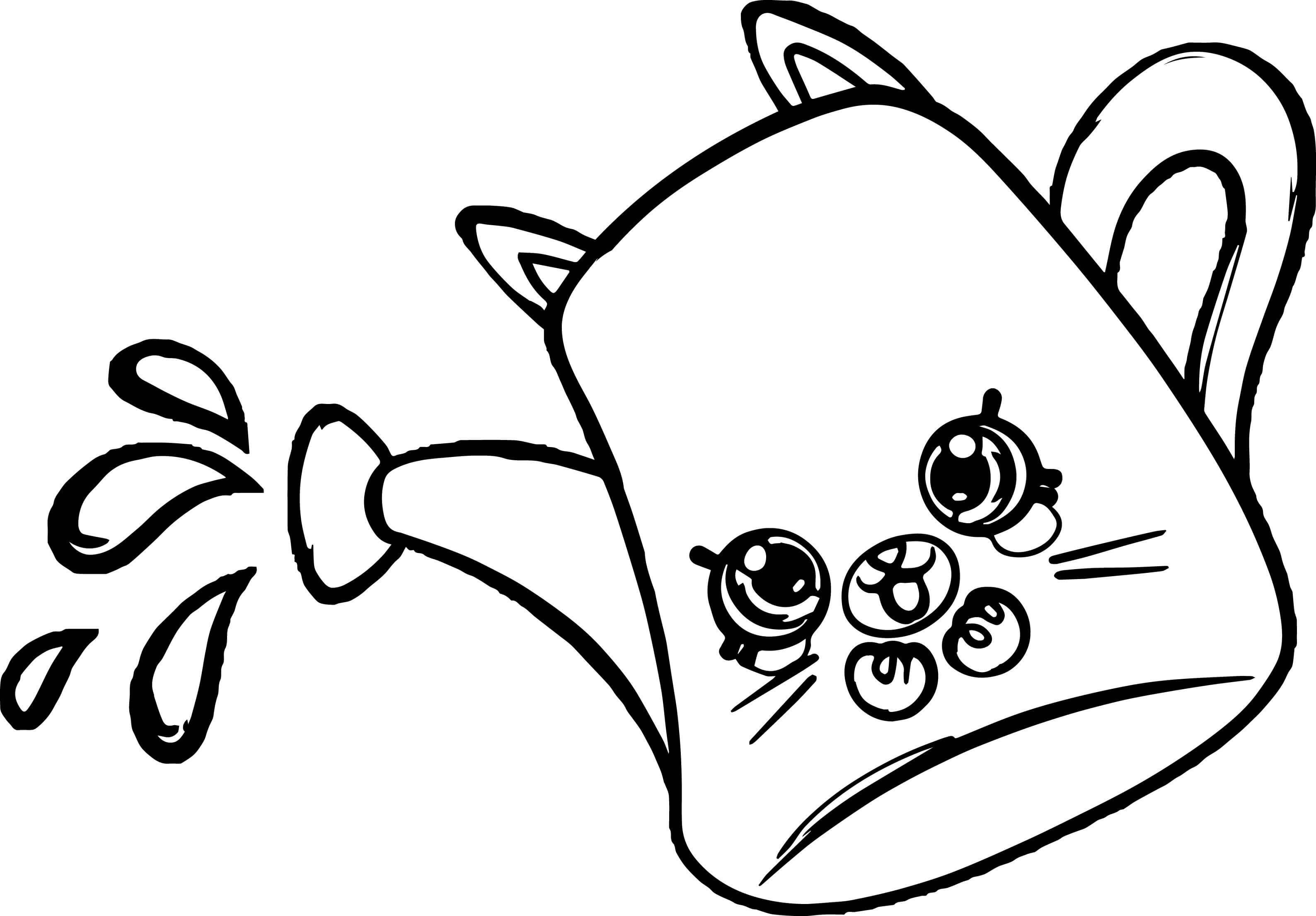 3176x2213 Shopkins Coloring Pages Printable