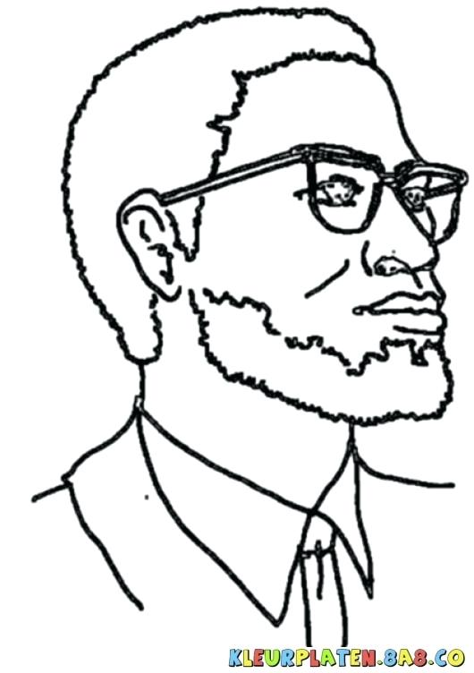 530x752 Malcolm X Coloring Pages X Coloring Pages Malcolm X Coloring Pages