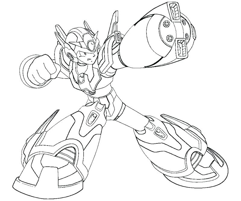 800x667 X Coloring Sheet Mega Man Coloring Page Fan Picture Coloring Pages